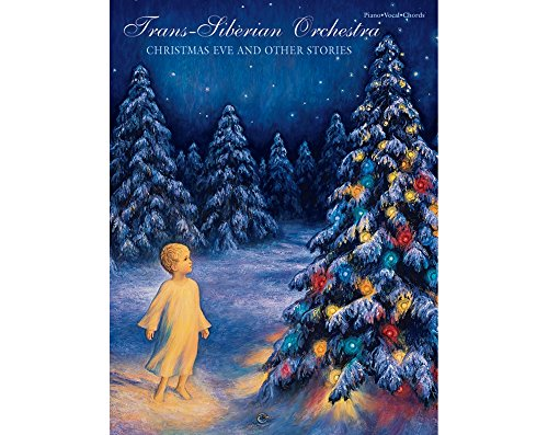 Alfred Trans-Siberian Orchestra Christmas Eve and Other Stories Piano/Vocal/Chords Book -