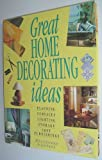 Great American Decorating Ideas, Mike Lawrence and Eaton, 0831740574