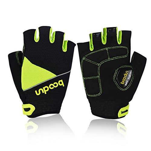BOODUN Cycling Mountain MTB Road Biking Gel Pad Gloves
