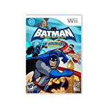 Batman: Brave & the Bold - Wii Standard Edition