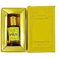 Chakra Natural Perfume Opium Oil Fragrance 100% Pure Natural Perfume Oil 10ml by Chakra