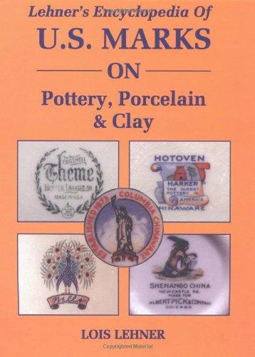 English Porcelain Marks - Lehner's Encyclopedia Of US Marks On Pottery, Porcelain Clay