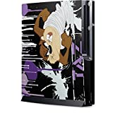 Looney Tunes Playstation 3 & PS3 Slim Skin - Splatter Paint Tasmanian Devil Vinyl Decal Skin For Your Playstation 3 & PS3 Slim
