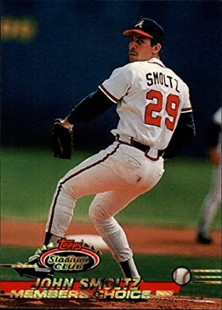 Amazoncom 1993 Topps Stadium Club Baseball Card 599 John