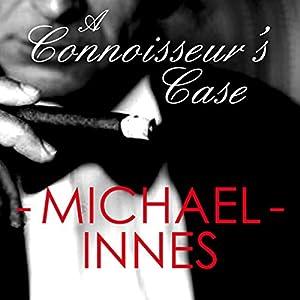 A Connoisseur's Case: An Inspector Appleby Mystery Audiobook