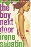 The Boy Next Door by Irene Sabatini front cover