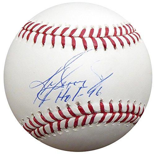 Ken Griffey Jr Autographed Baseball - Ken Griffey Jr. Autographed Official MLB Baseball Seattle Mariners