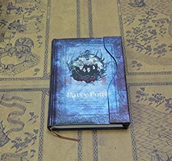 haiker Harry Potter Vintage Diary Planificador Diario ...