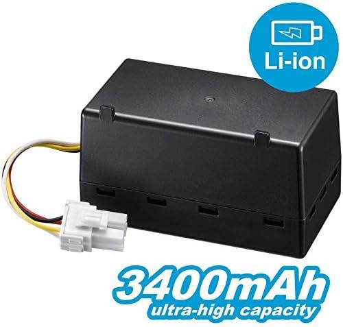 compatible Samsung Navibot S/max/Corner Clean Serie batería de ion ...
