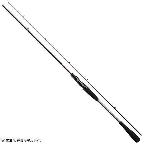 ダイワ(Daiwa)タイラバロッドベイト紅牙X69HB釣り竿の画像