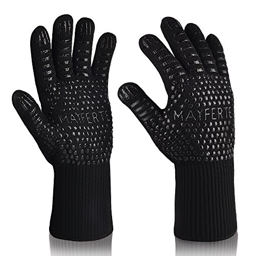 Cooking Extreme Resistant gloves Grilling product image