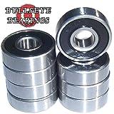 Bullseye Abec 5 Skateboard Bearings