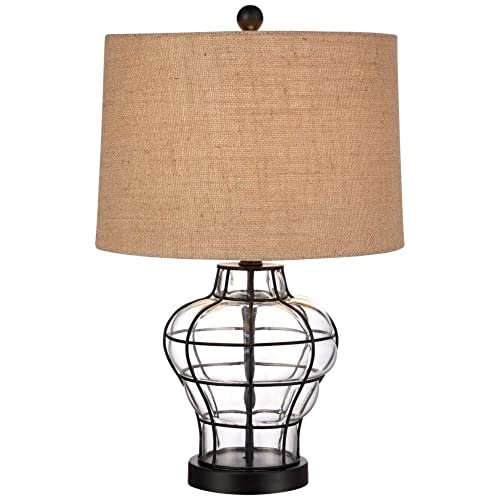 Farmhouse Table Lamps for Living Room: Amazon.com
