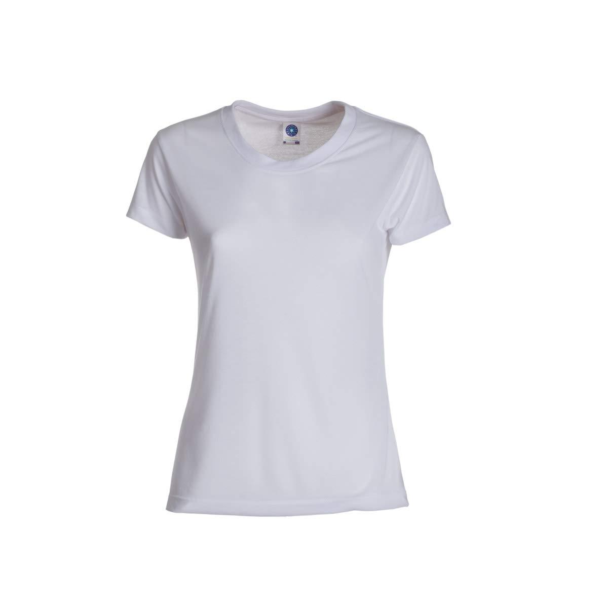 T-Shirt Sportiva Donna Maglia Manica Corta per Running Palestra Starworld SW404 CHEMAGLIETTE