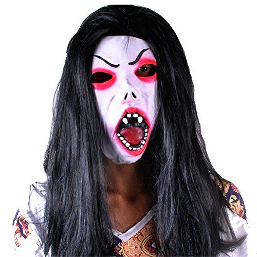 ALICE (Female Devil Costume Makeup)