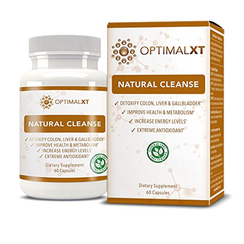 100% All Natural and Extra Strength Proprietary Blend Herbal Detox Cleanse – Best Cleanse Supplements for Flushing Toxins