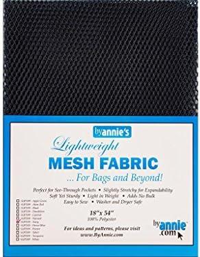 by Annie by Lightweight Mesh Fabric LTWT 18x54 Navy