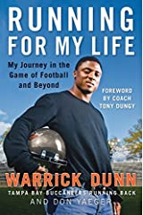 Running for My Life: My Journey in the Game of Football and Beyond Hardcover