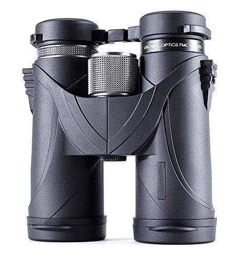 双眼鏡、seekone 10 x 42コンパクトHD双眼鏡bak4プリズム、FMCレンズ、スマートフォン大人用のアダプタfor Bird Watching、旅行、ハイキング、クリアビジョン、簡単フォーカス、ultra-wideビューのフィールド B07FCL6MQK