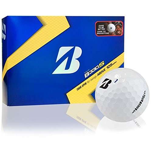 Bridgestone B330 Golf Balls - Bridgestone Golf 2016 B330-S Limited Edition B Mark Balls (1 Dozen)