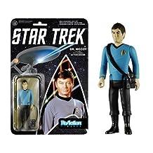 Star Trek The Original Series Reaction Action Figure Dr. Leonard Bones McCoy