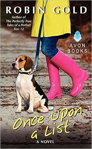 Book Once Upon a List: A Novel