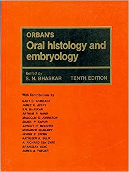 Orban's Oral Histology And Embryology: 0 por Bhaskar epub