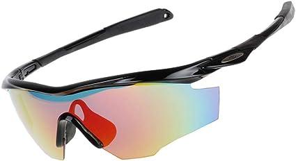 XIAOCHENGE Gafas Polarizadas para Ciclismo Protección para ...