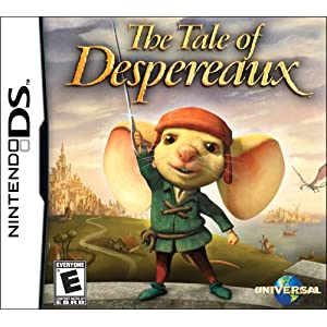 The Tale of Despereaux - Nintendo DS