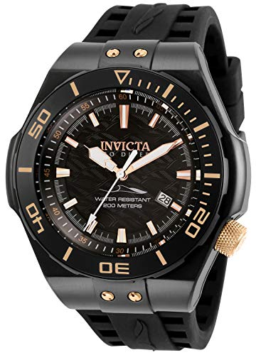 Invicta Automatic Watch (Model: 29499) (Invicta 53mm Watch)