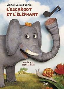 """Afficher """"escargot et l'éléphant (L')"""""""