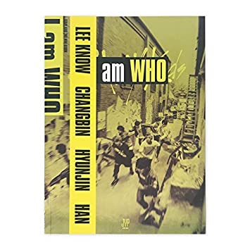STRAY KIDS 2nd Mini Album - I am who [ WHO Ver  ] CD + Photobook +  Photocard + Lyrics Poster + FREE GIFT