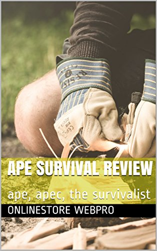 Ape Survival Review:  ape, apec, the survivalist (English Edition)