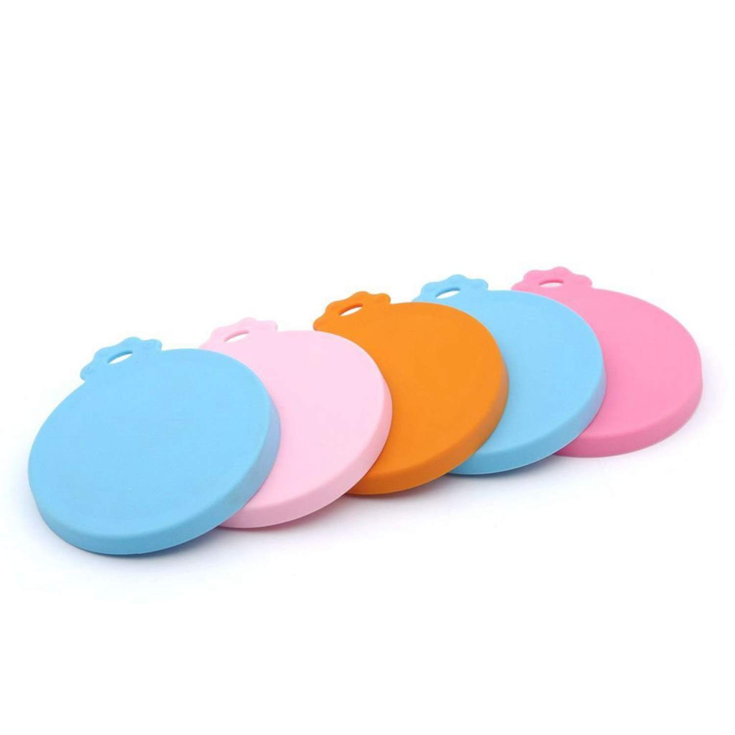 Super Design Can Covers Universal Silicone Can Lids for Pet Food Cans Fits Most Standard Size Can Tops