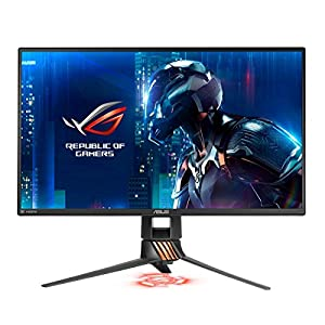 "ASUS ROG SWIFT PG258Q 24.5"" Full HD 1ms 240Hz DP HDMI Eye Care G-SYNC eSports Gaming Monitor with DP and HDMI ports"