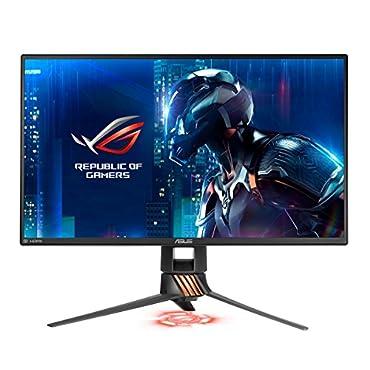 "Asus ROG Swift PG258Q 24.5"" HD 1ms 240Hz DP HDMI G-SYNC Gaming Monitor"