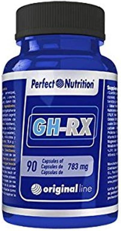 Perfect Nutrition GH-Relax, Suplementos para Deportistas - 90 ...