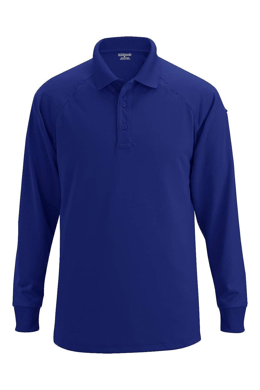 Edwards Mens Tactical Snag Proof Long Sleeve Polo Shirt