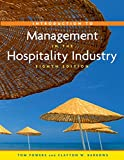 Introduction to Management in the Hospitality Industry, Eighth Edition