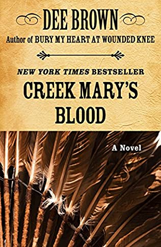 book cover of Creek Mary\'s Blood