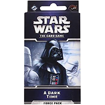 Amazon.com: Star Wars LCG: A dark Time Force Pack: Fantasy ...