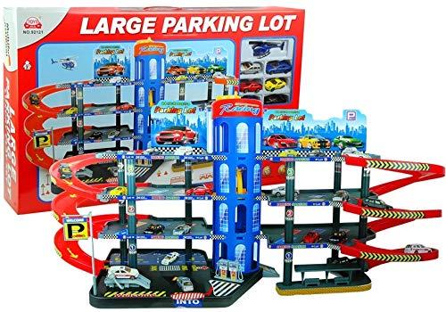 BSD Grande parcheggio Ascensore 6 Auto in Elicottero