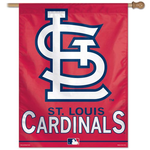 St Louis Cardinals Banner (27 in. x 37 in.)