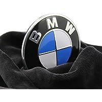 BMW Emblem Logo Replacement for Hood/Trunk 82mm for ALL Models BMW E30 E36 E34 E60 E65 E38 X3 X5 X6 3 4 5 6 7