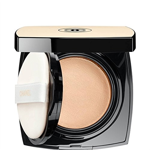 CHANEL LES BEIGES HEALTHY GLOW GEL TOUCH FOUNDATION SPF 25 / PA +++ # N°10