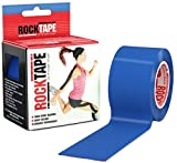 Rocktape Kinesiology Tape for Athletes (Navy Blue, 2-Inch x 16.4-Feet)