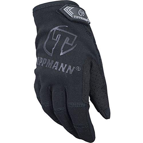 (Tippmann Sniper Tactical Gloves Black (X-Large))