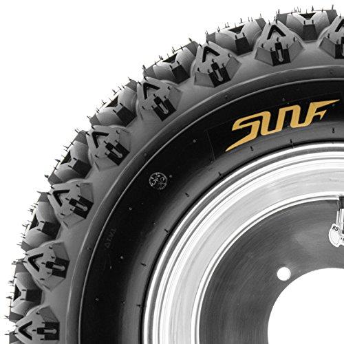 SunF All Trail ATV Tires 22x11-10 & 22x11x10 4 PR G003 (Full set of 4) by SunF (Image #3)