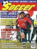 Cobi Jones Autographed Magazine Team USA PSA/DNA