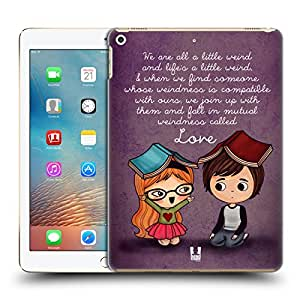 Head Case Designs Weirdness Cute Emo Love Hard Back Case for iPad 2 (2011)